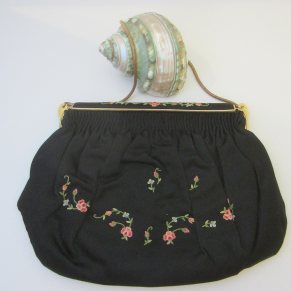cbba2b16d0d3 hand made gant saint roch Paris France Bags | French Floral ...
